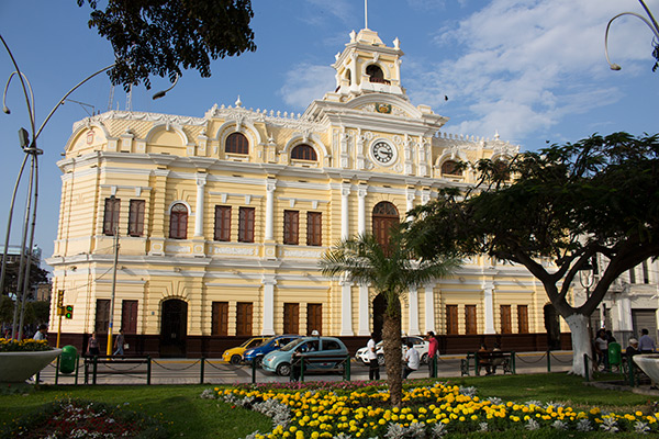 Colonial architecture of Chiclayo