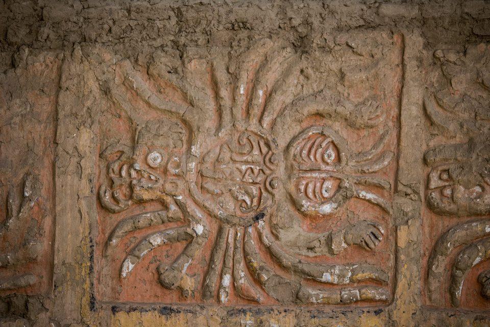 Huaca de la Luna wall art