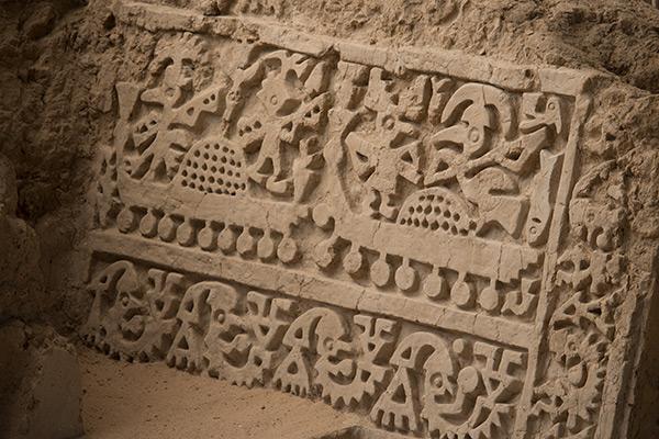 Túcume reliefs
