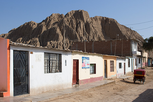 Túcume town