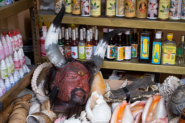The Witch Doctor's Market in Chiclayo