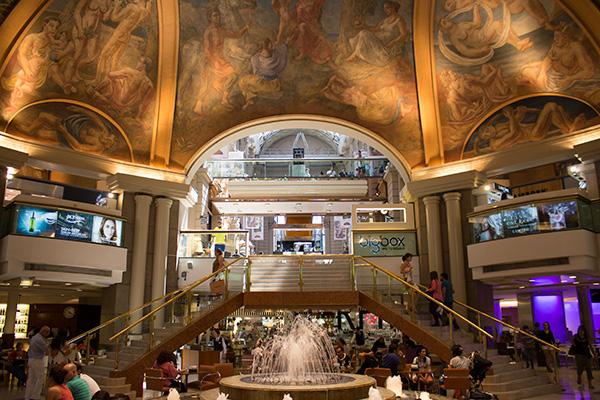 Galerías Pacífico mall