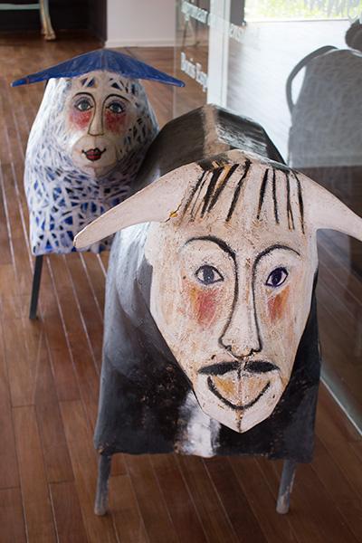 Edgy Titilaka art
