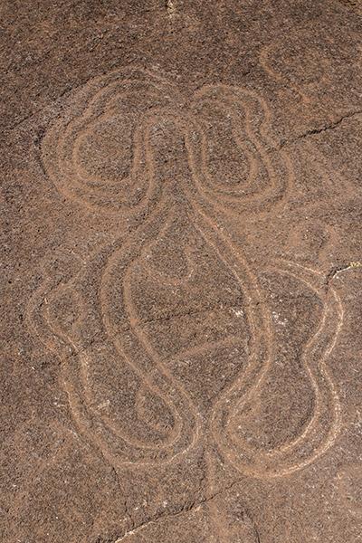 Papa Vaka petroglyphs