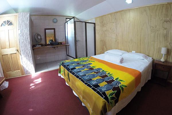 Room at Chez Maria Goretti