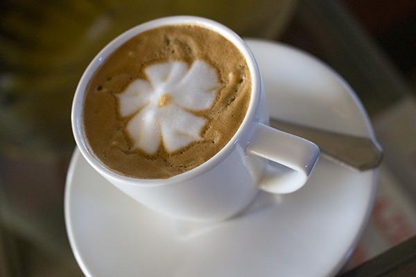 Coffee break in Mendoza