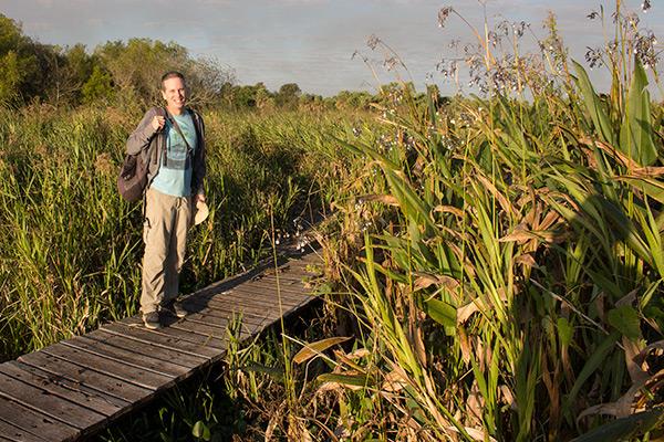 Exploring the Iberá Wetlands, Argentina