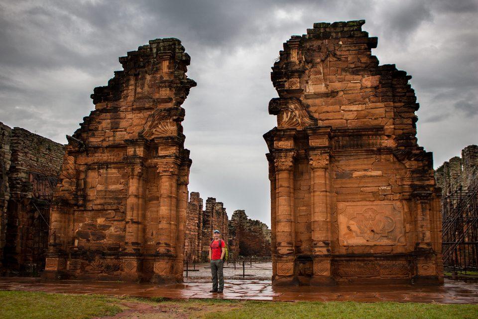 San Ignacio Mini, a Guarani mission