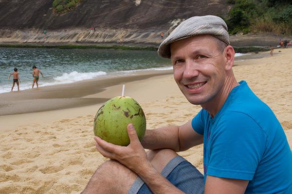 Thomas in Rio