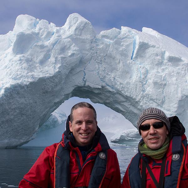 TnT in Antarctica