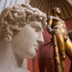 Things to do in Rome: Antinous and Hercules in the Vatican Museums