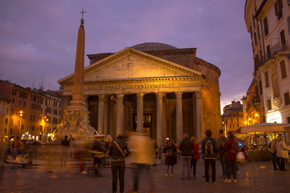 Things to do in Rome: The Pantheon