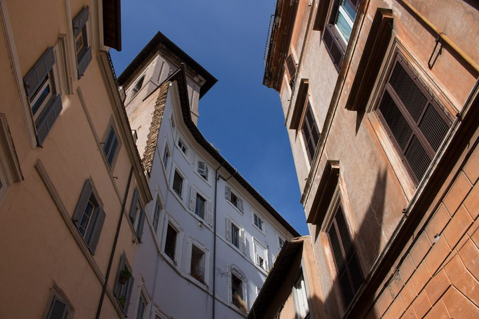 Things to do in Rome: Backstreets of Rome