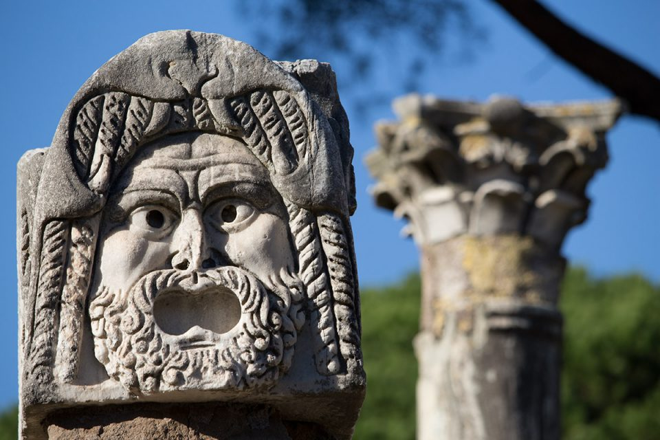 Things to do in Rome: Ostia Antica