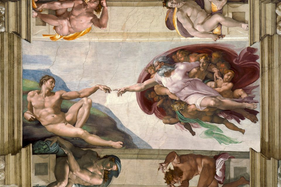 Things to do in Rome: Sistine Chapel