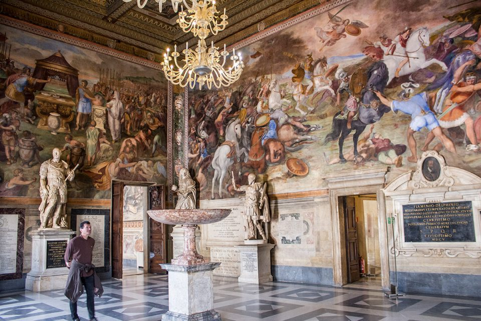 Rome off the beaten path: Exploring the Capitoline Museums