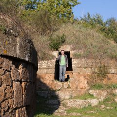 Adventure in Cerveteri