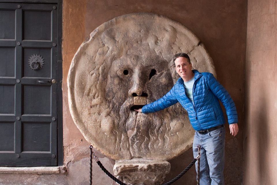 Rome off the beaten path: La Bocca della Verità