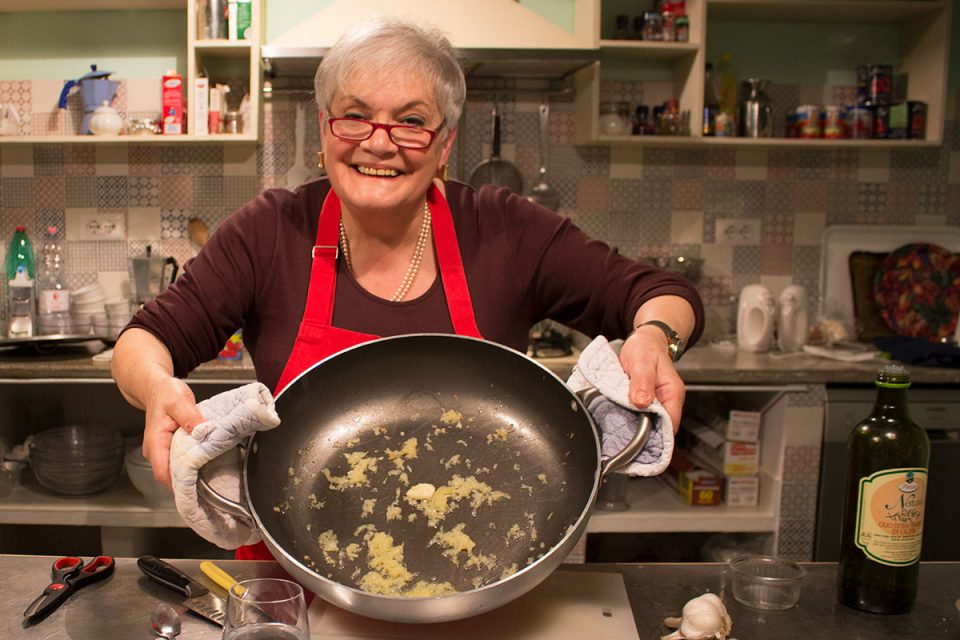 Roman food guide: Cooking with Nonna Bruna, Rome