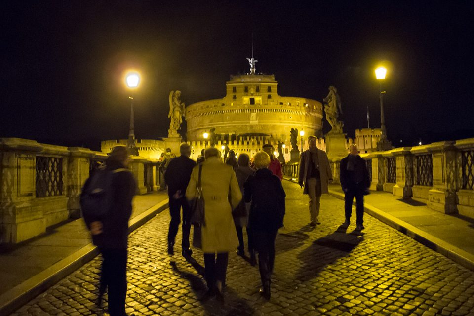 Rome off the beaten path: Sant'Angelo Bridge
