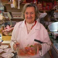 Roman food guide: Testaccio market in Rome