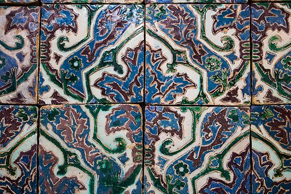 Portuguese azulejo