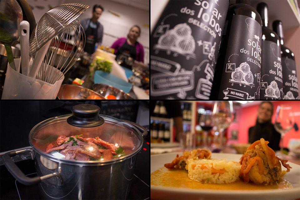 Lisbon Food Tours: Cooking Lisbon