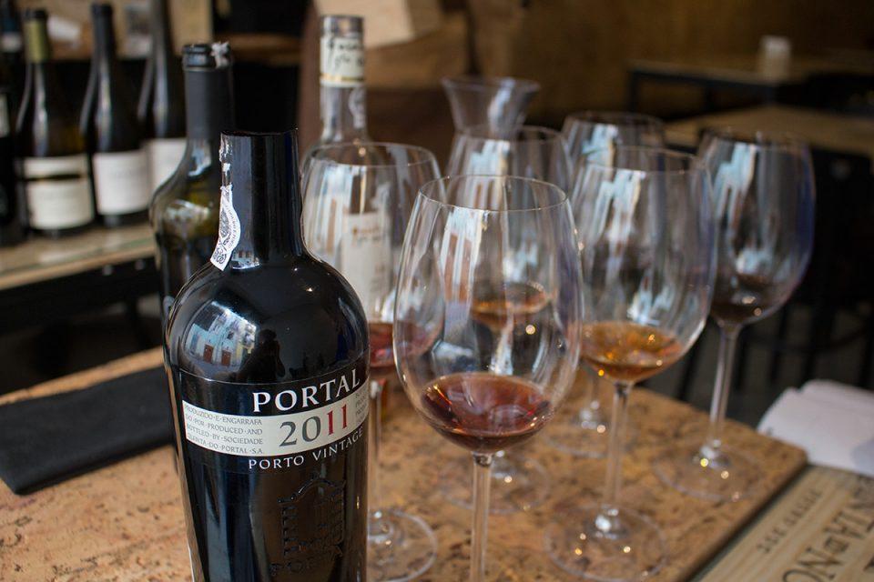 Lisbon Food Tours: Lisbon Winery