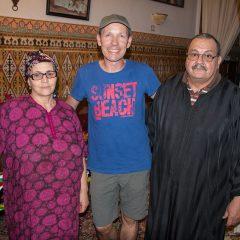 Owners of Riad Maryam