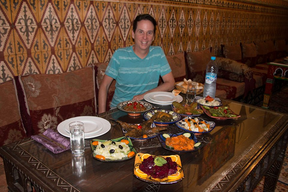Riad Maryam feast