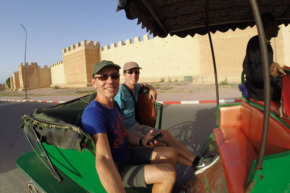 Exploring Taroudant by Caleche