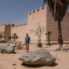 Exploring Taroudant walls