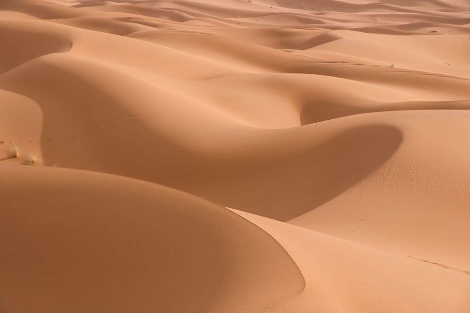 Gorgeous Dunes of Merzouga