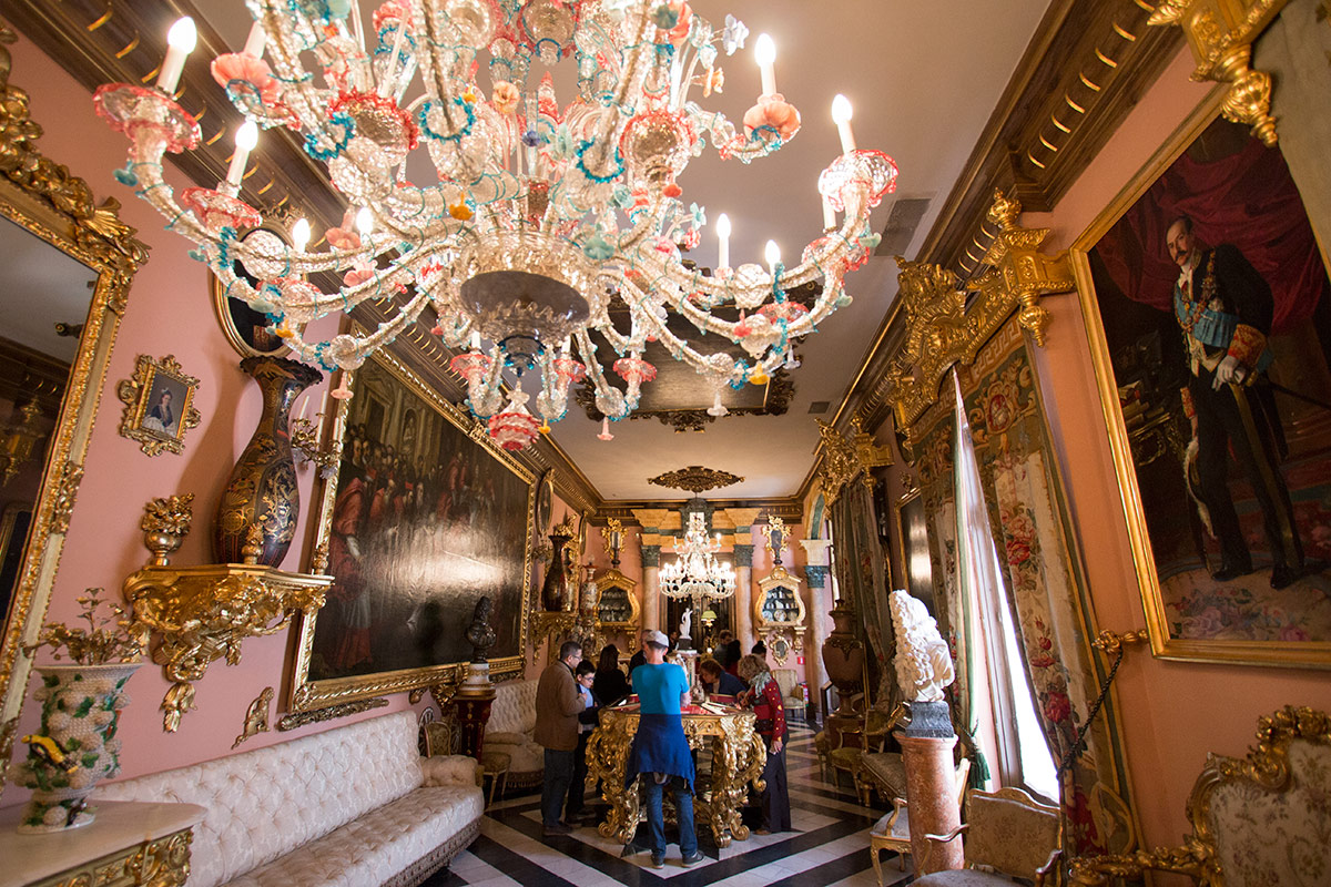 Things to do in Madrid: Visit the eclectic Museo Cerralbo