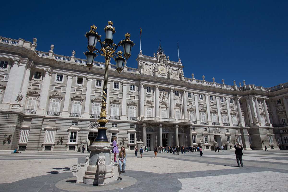 Things to do in Madrid: Visit the Royal Palace