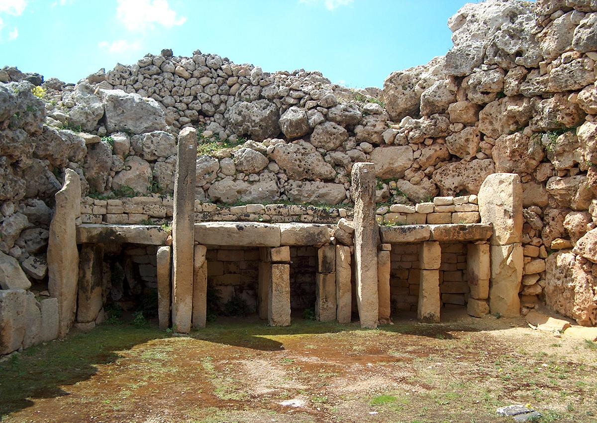 Ġgantija in Gozo