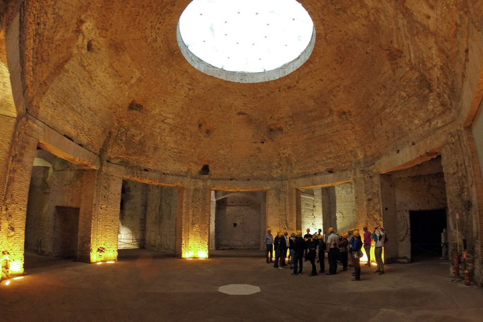 Rome off the beaten path: Domus Aurea in Rome