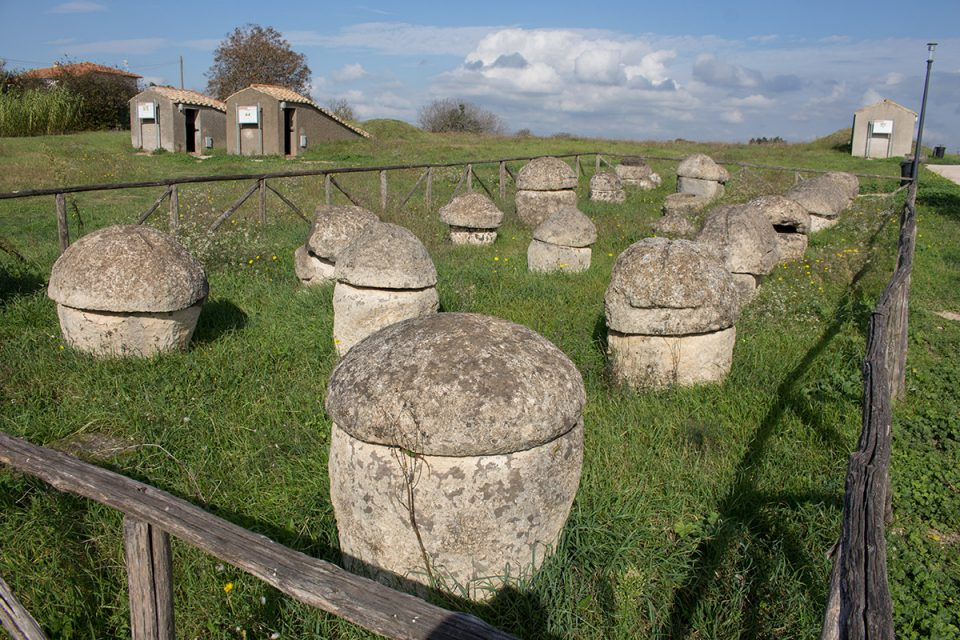 Rome off the beaten path: Tarquinia near Rome
