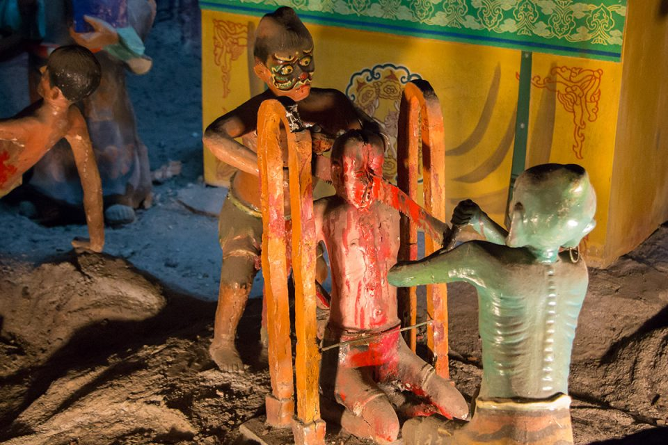 Things to do in Singapore: Haw Par Villa in Singapore