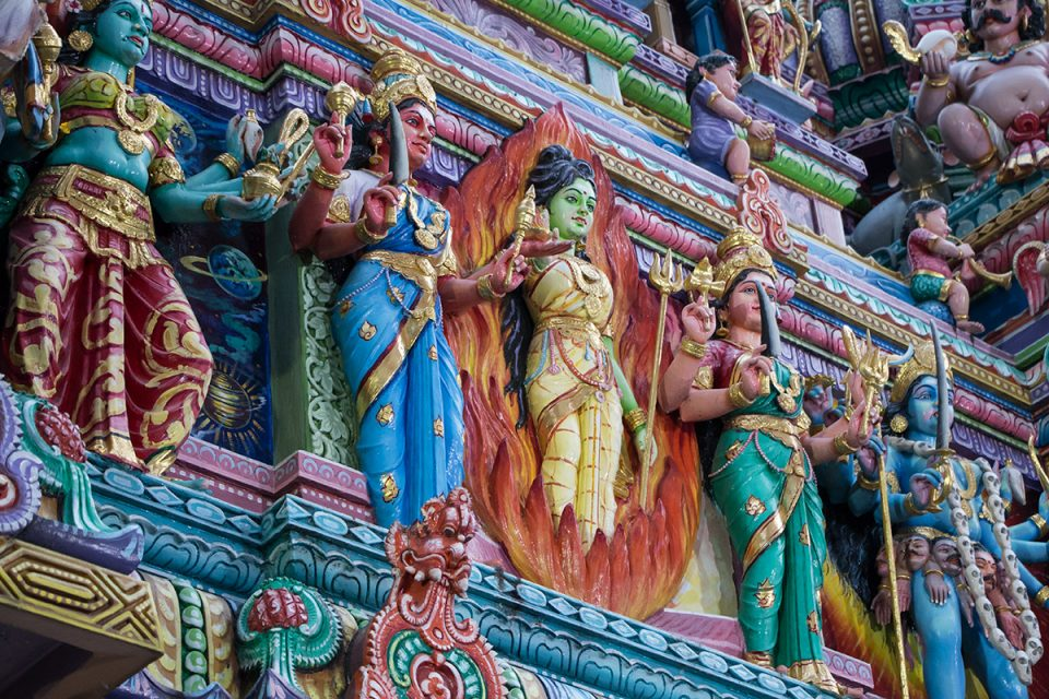 Things to do in Singapore: Sri Veeramakaliamman Temple in Little India, Singapore