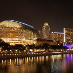 The Esplanade, Singapore