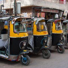 Auto Rickshaws in Jodhpur
