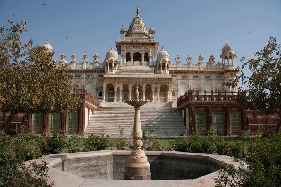 Places to visit in Jodhpur: Jaswant Thada Cenotaph