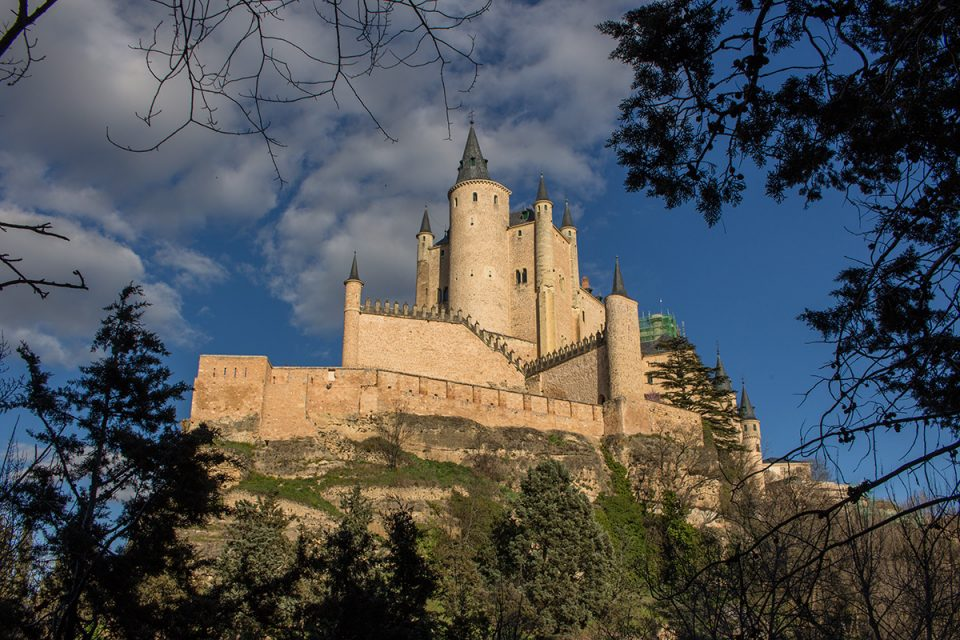 Day trips from Madrid: Alcazar of Segovia