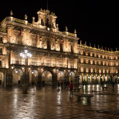 Day trips from Madrid: Plaza Mayor, Salamanca