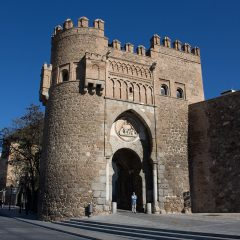 Day trips from Madrid: Puerta del Sol in Toledo