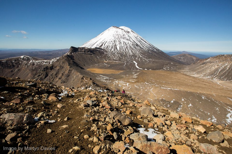 Things to Do in New Zealand: Tongariro Crossing, Red Crater