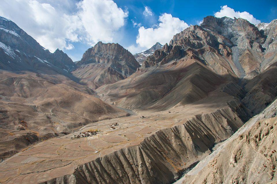 Landscape of Zanskar
