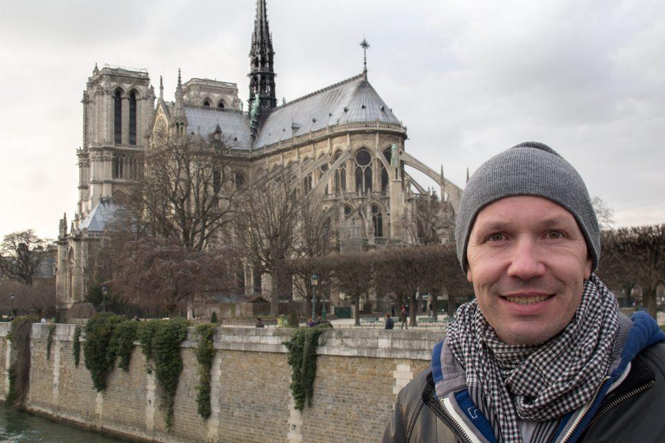 Thomas at Notre Dame