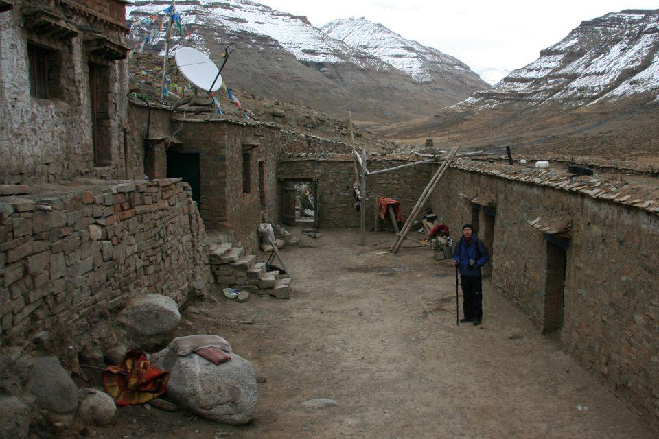 Zutul Puk Monastery, Mt. Kailash